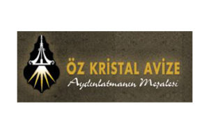 Öz Kristal Avize